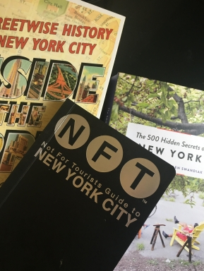 NYC books